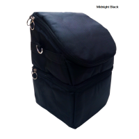 Lacte - Mobi B/Pump Cooler Bag - Midnight Black