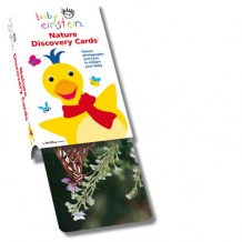 Baby Einstein - Nature Discovery Flash Cards