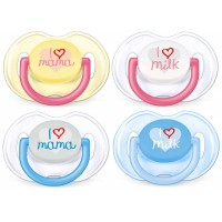 Avent - Soother I Love Mama 0-6m