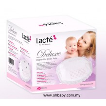 Lacte - Disposable Breast Pads Deluxe