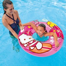 Intex - Hello Kitty Swim Ring Tube 38""