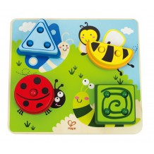 Hape - Build A Bug Sorter
