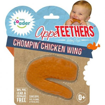 Appeteethers - Chompin' Chicken Wing