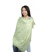 Autumnz - Posh Nursing Cover (Dew Mint)