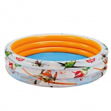 "Intex - Planes 3 Ring Pool 66""x15"""