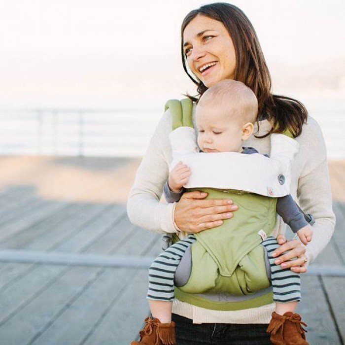 ergobaby four position 360 carrier instructions