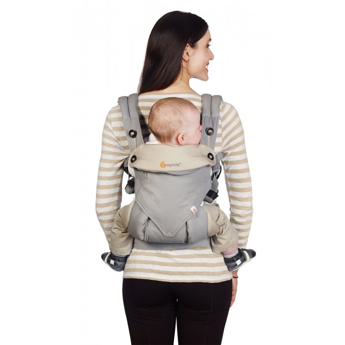 Ergobaby Four Position 360 Carrier Grey