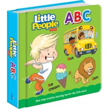 Fisher Price - Little People ABC