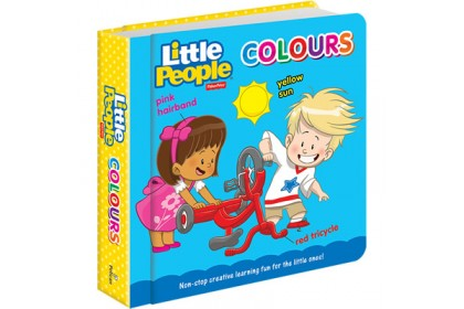 Fisher Price - Little People Colour