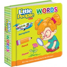 Fisher Price - Little People Words