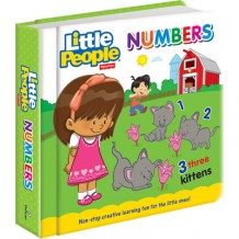 Fisher Price - Little People Numbers