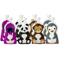 Squooshi - Reusable Food Pouch