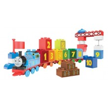 Mega Blocks - Thomas & Friends 1-2-3 Count with Thomas 35pcs