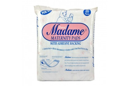 Pureen - Madame Maternity Pads 20s