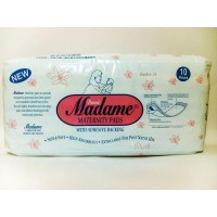 Pureen - Madame Maternity Pads 10s