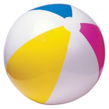 "Intex - Glossy Panel Beach Ball 20"" - BEST BUY"