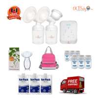Tiny Touch - Intelligent Electric Double Breast Pump Package