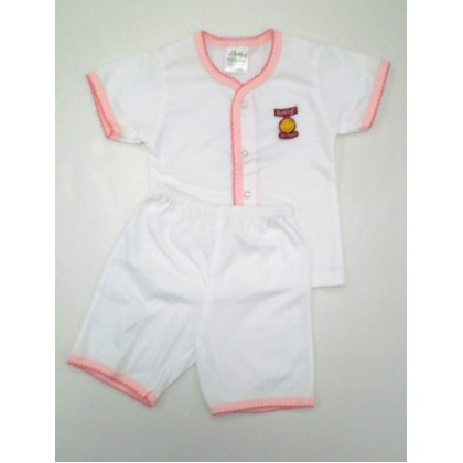 Budding - Short Sleeve and Short Pants Girl