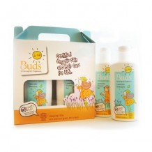 Buds - Lavender Shampoo and Shower Gel Gift Pack