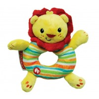 Fisher Price - Squeak Toy Lion 6""
