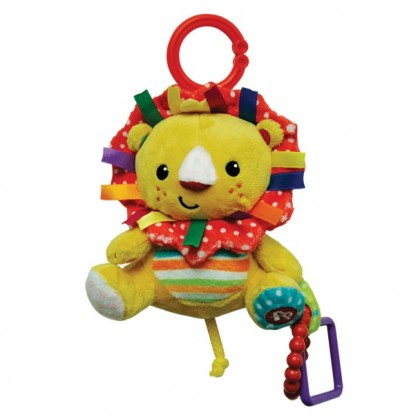 Fisher Price - Hanging Plus Lion 6""