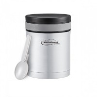 Thermos - ThermoCafe Stainless Steel Vacuum Insulated Food Jar 350ml