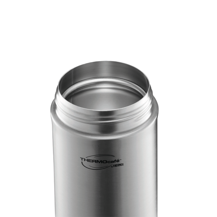 how to clean stainless steel thermos
