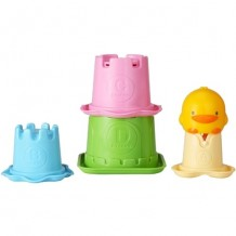 Piyo Piyo - Cup Stacker Toy