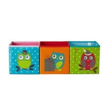 Neo Geo Kids - 3 pcs Box Set (Owl)