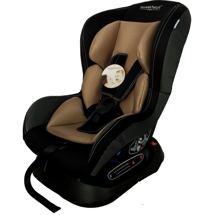 Sweet Heart Paris Car Seat Cs333 New 0 18kg