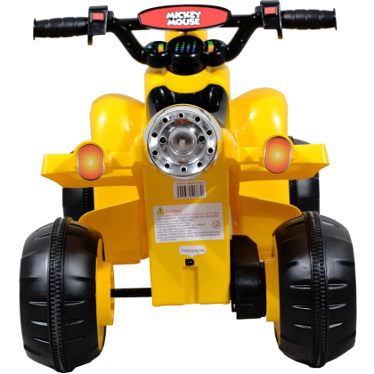 Sweet Heart Paris - BC8020 Battery Car (Yellow)
