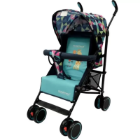 Sweet Heart Paris - Stroller Buggy BG833 Blue