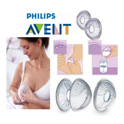 Avent - Comfort Breast Shell Set