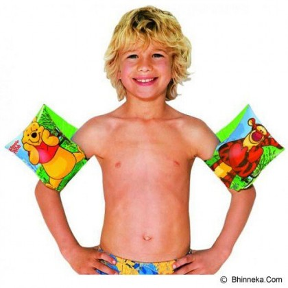 Intex - Disney Winnie The Pooh Deluxe Arm Band