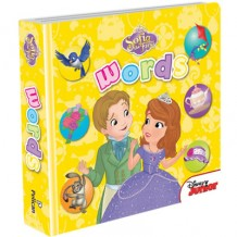 Disney Junior - New Padded Board Book Words