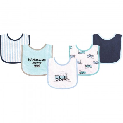 Luvable Friends - Drooler Bib 5pk