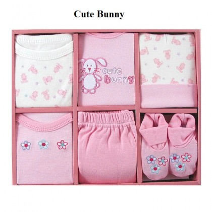 Luvable Friends - Layette Box 6pcs