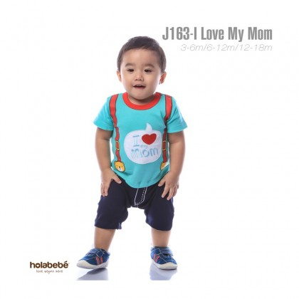 Holabebe - Jumper I Love Mom
