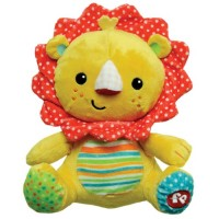 Fisher Price - Basic Plush Toy Lion 8.5""