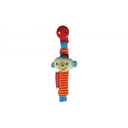 """Fisher Price - Pacifier Holder Monkey 7"""""""