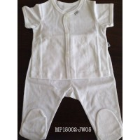 Mini Pod - Short Sleeve and Bootee Long Pant Set