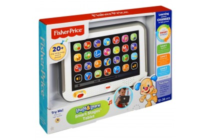 Fisher Price - Laugh and Learn Smart Stages Tablet