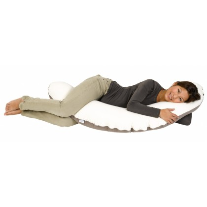 Doomoo - Buddy Nursing Pillow Fruit Taupe