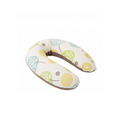 Doomoo Buddy Nursing Pillow Tree Lemon