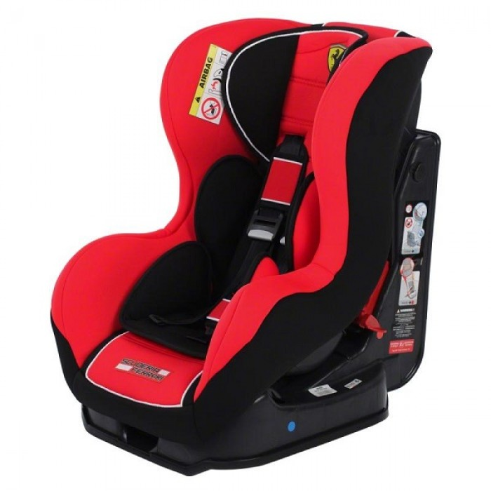 Ferrari Baby Car Seat Review