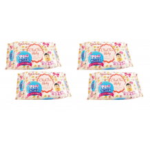 Chuchubaby - Hand and Mouth Wipe (25s x 4)