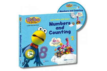 Dibo - Let's Listen and Learn: Numbers and Counting