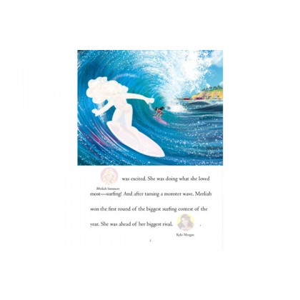 Barbie in A Mermaid Tale 2: A Fairy-Tale Adventure Sticker Storybook