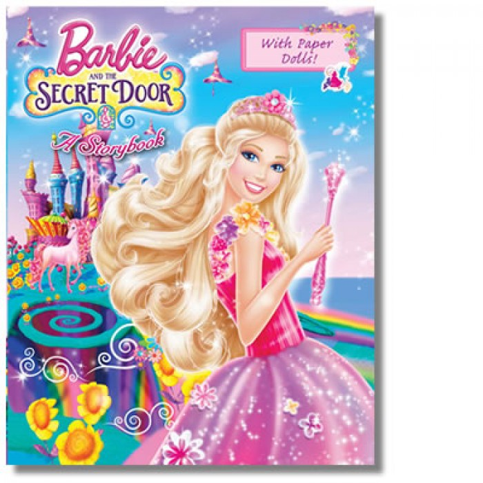 sc 1 st  Oh Baby Store & Barbie And The Secret Door: A Storybook with Paper Dolls