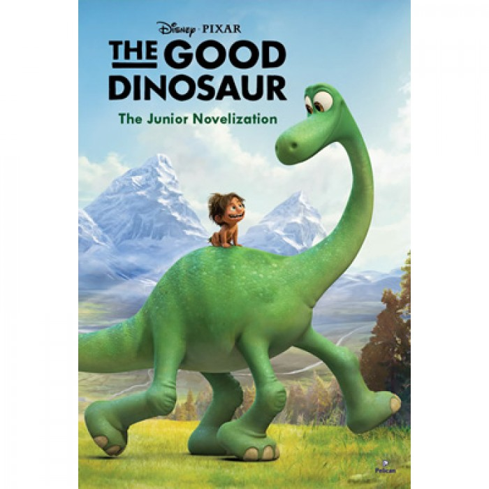 Disney Pixar The Good Dinosaur The Junior Novelization